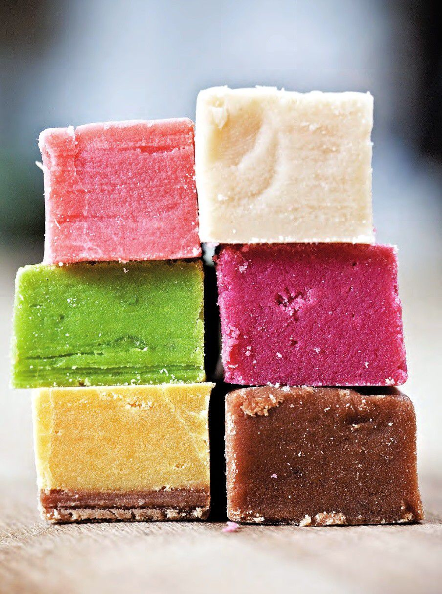 Mexican Milk Fudge Candy