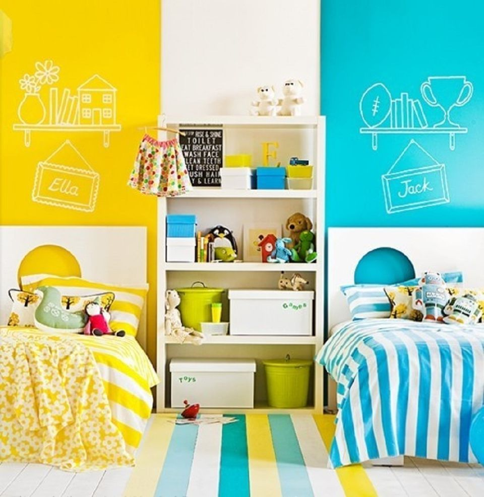 boy and girl - Boy And Girl Bedroom Ideas