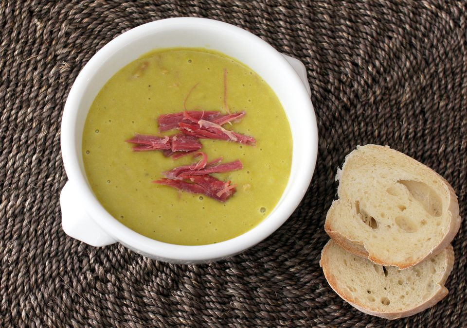 Pea Soup With Ham