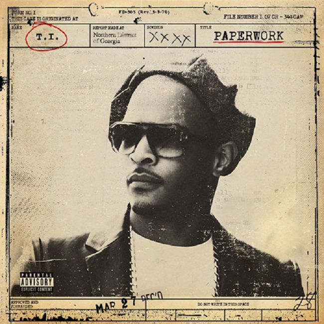 T.I.'s Paperwork