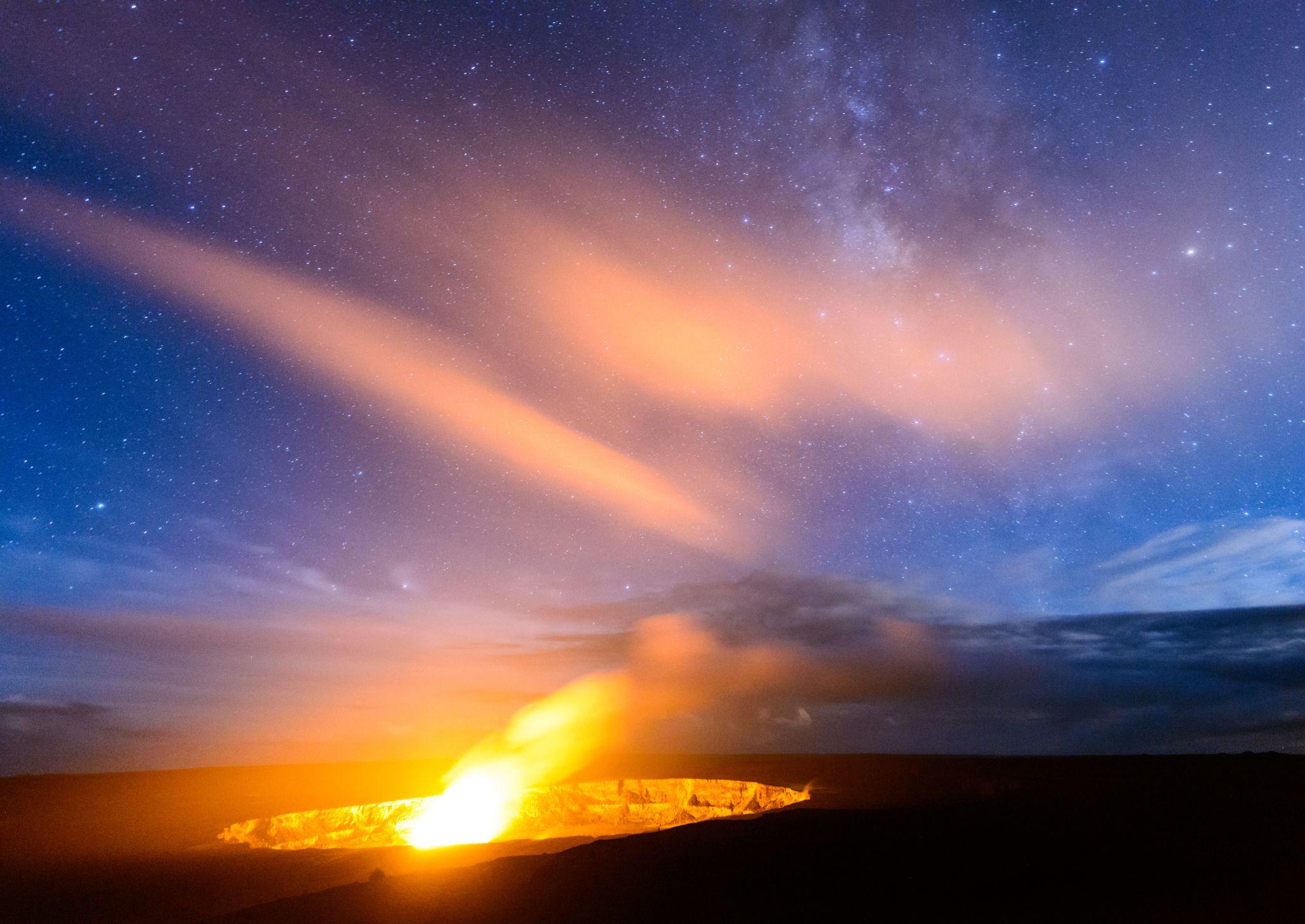 Visiting Hawaii Volcanoes National Park