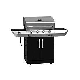 Char Broil Commercial Series 4 Burner Gas Grill Review