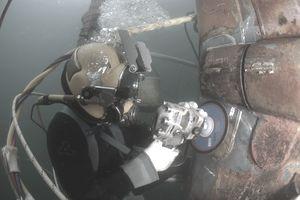 U.S. Navy Diver