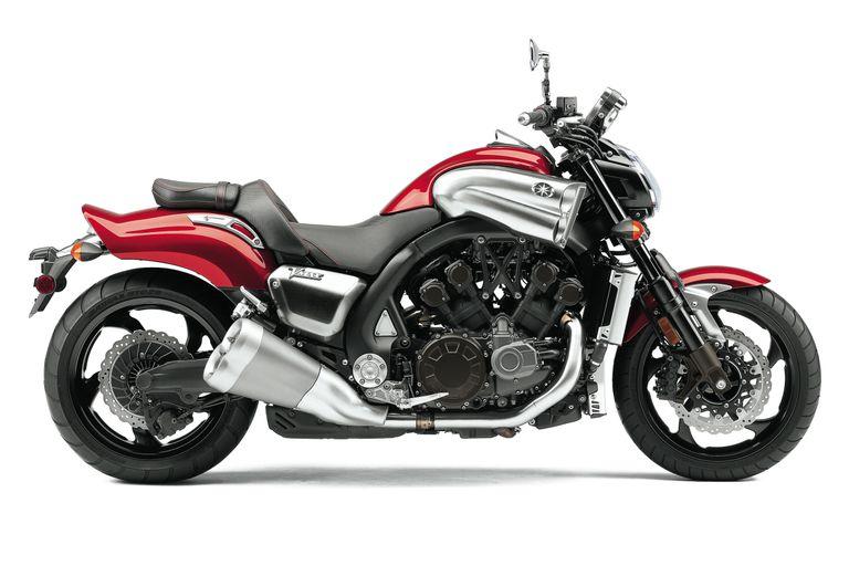 2010 Yamaha Star VMax