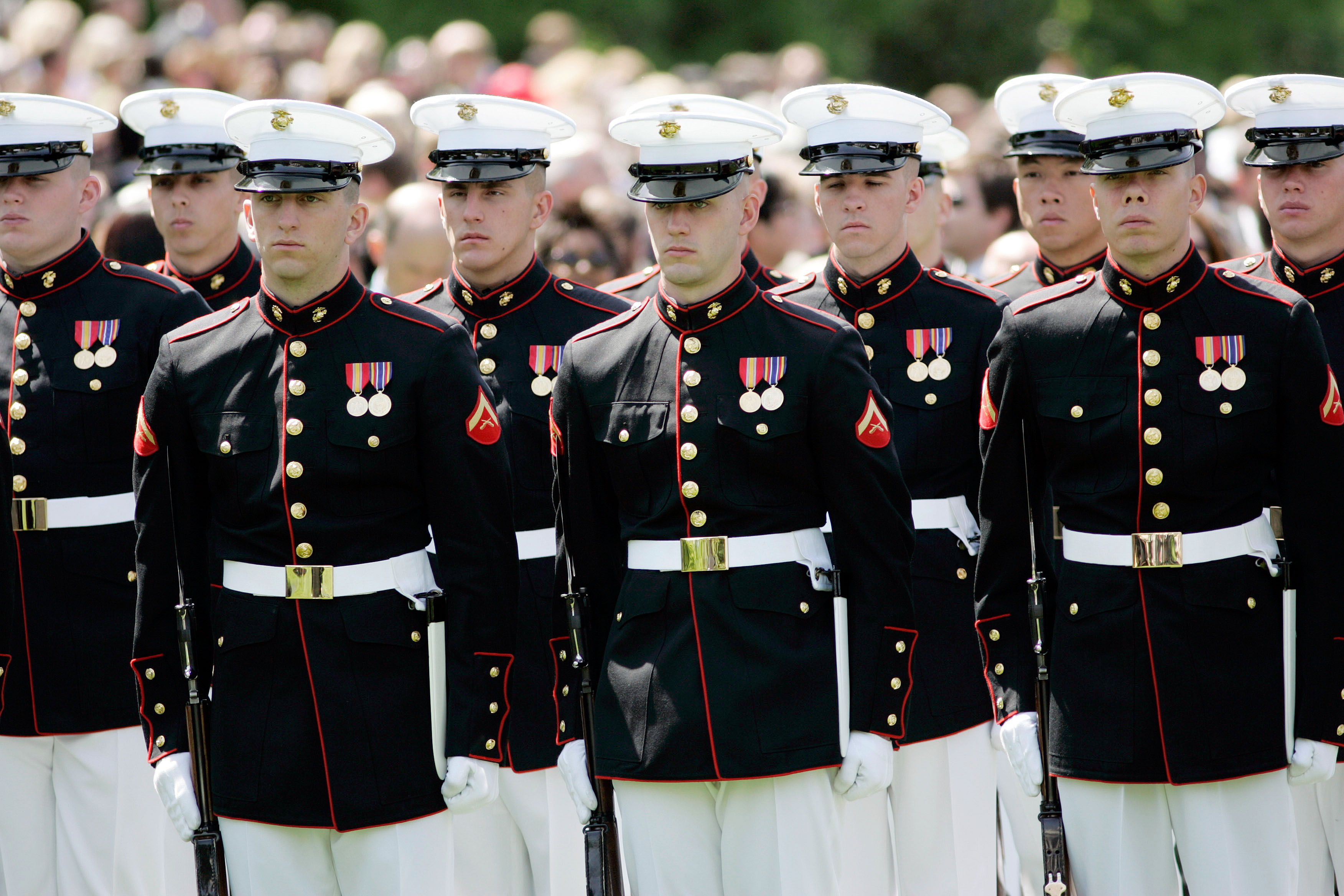 Us military enlistment standards heightweight what are the marine corps weight and fitness standards nvjuhfo Choice Image