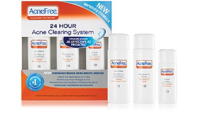 acne free vs clean and clear Clean and clear advantage overview skin care kit products that fight acne on the surface of the skin and inside pores throughout the day, such as those from the clean.