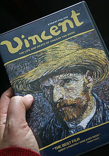 Film about Vincent van Gogh by Paul Cox
