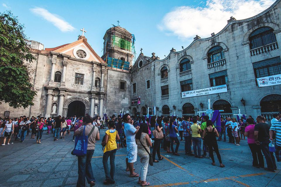 San Agustin Church - Intramuros