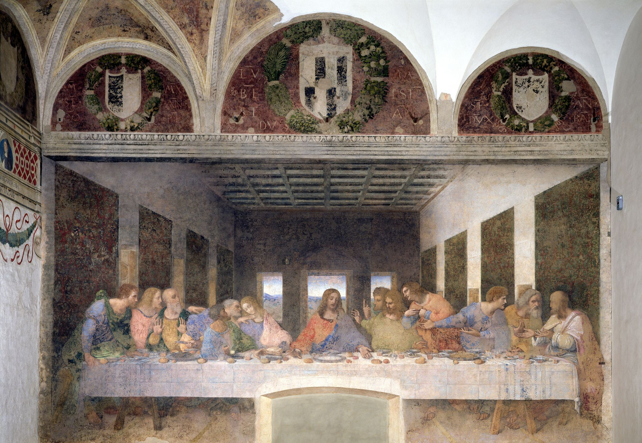Where to See Leonardo da Vinci Artworks in Italy