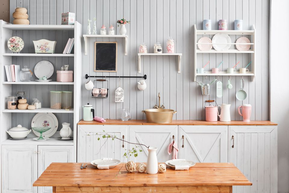 Kitchen Wall Ideas Beyond Paint