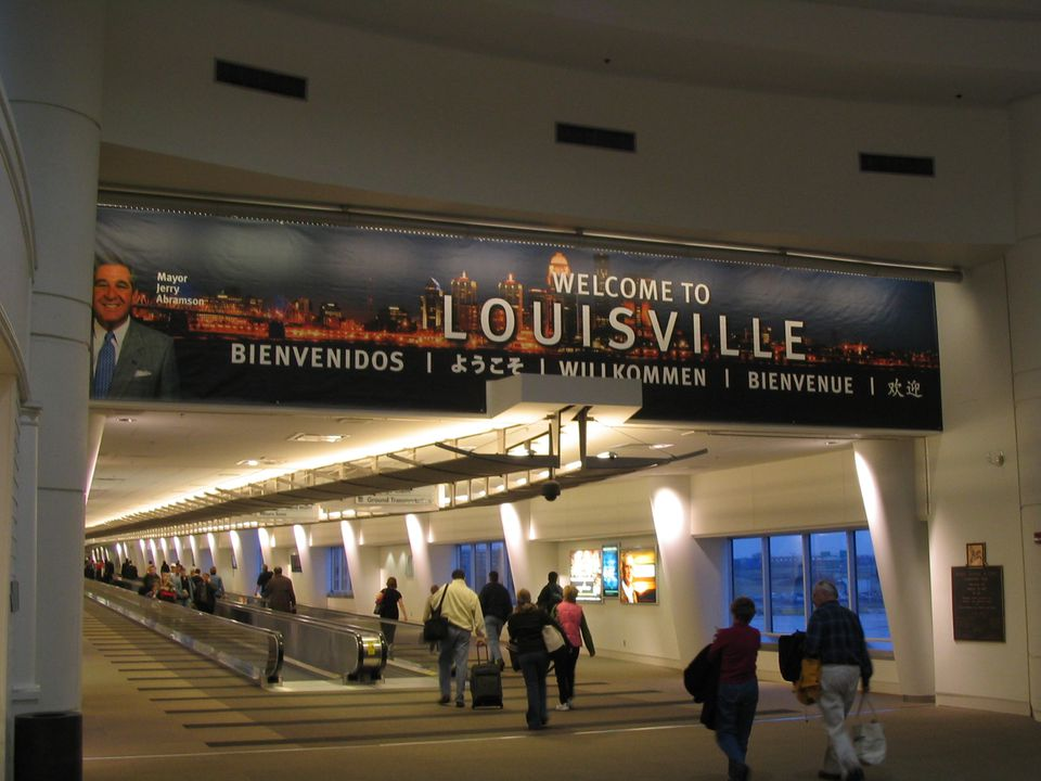 Welcome to Louisville at SDF.