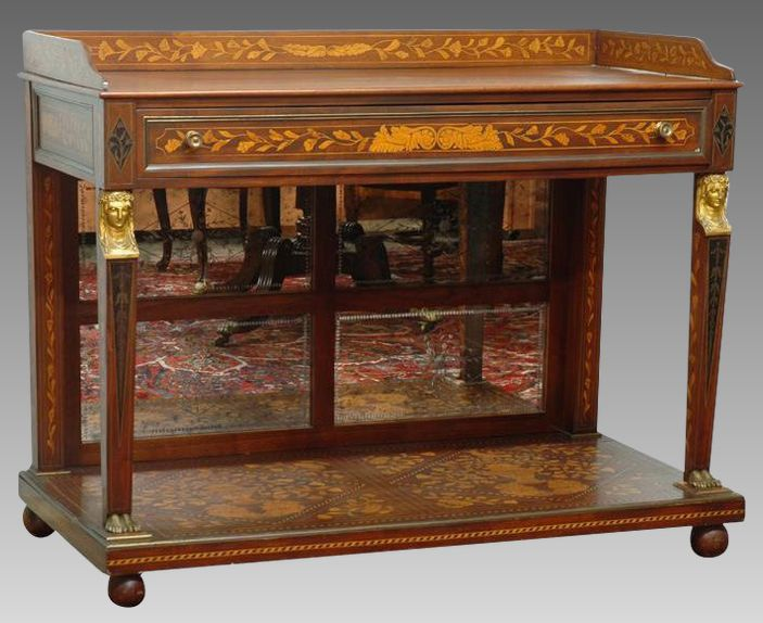 - Identifying Antique Furniture Foot Styles