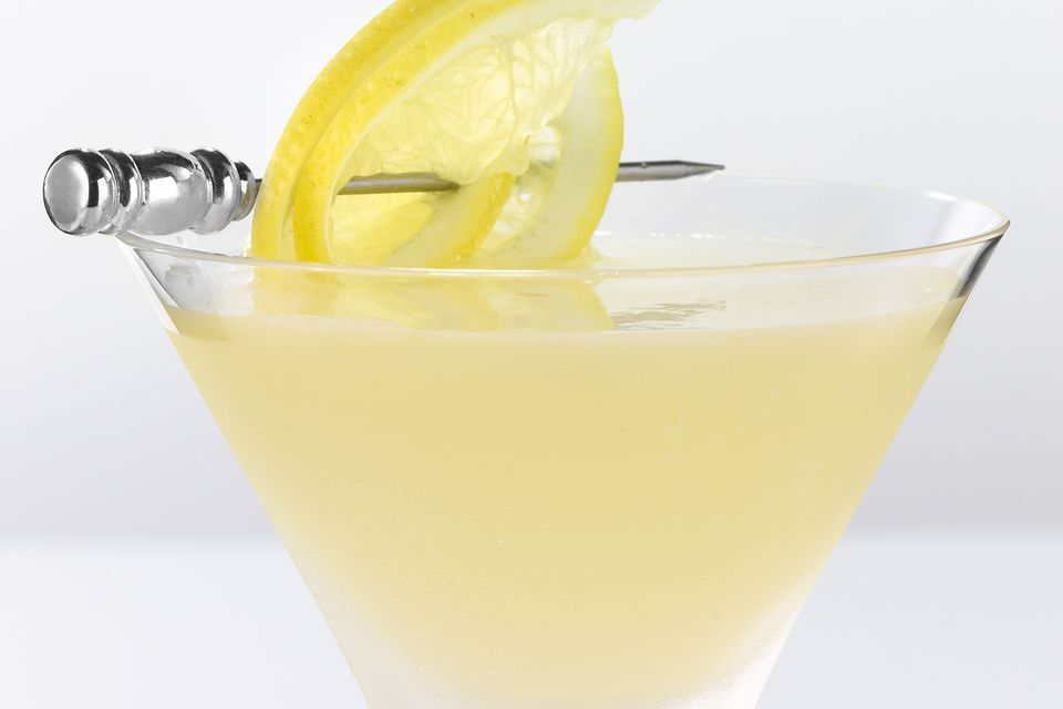 Easy ginger martini recipe with vodka for Fun cocktails with vodka