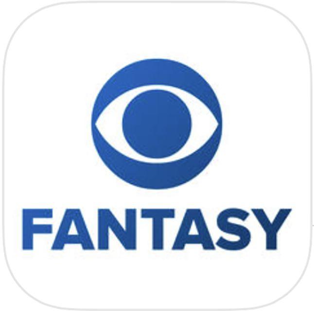 CBS Fantasy Sports app