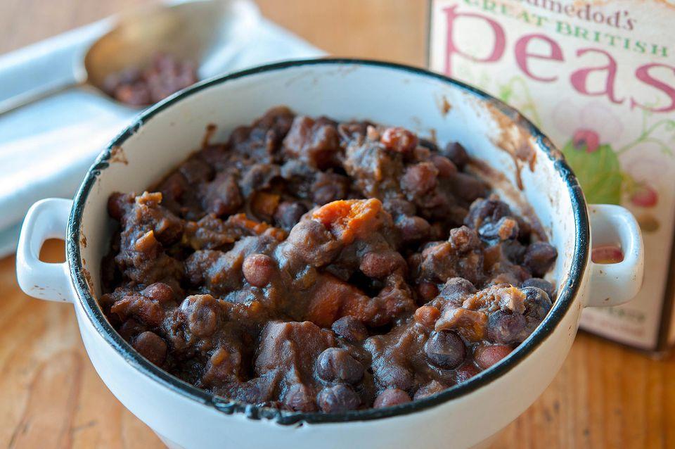 black-peas-vinegar