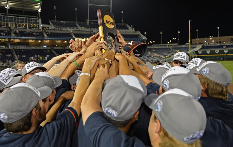 College World Series - Virginia v. Vanderbilt 2015
