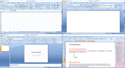 how to make double space in word 2007