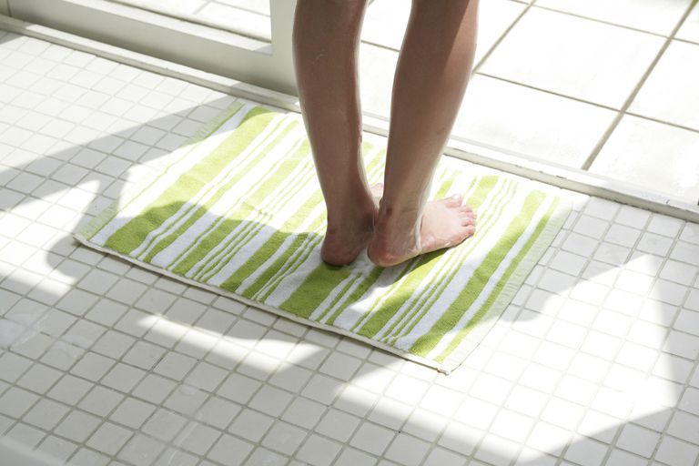 Towel Curl Foot Strengthening Exercise