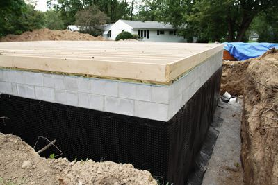 Learn how to winterize plumbing pipes for Floating slab foundation cold climates