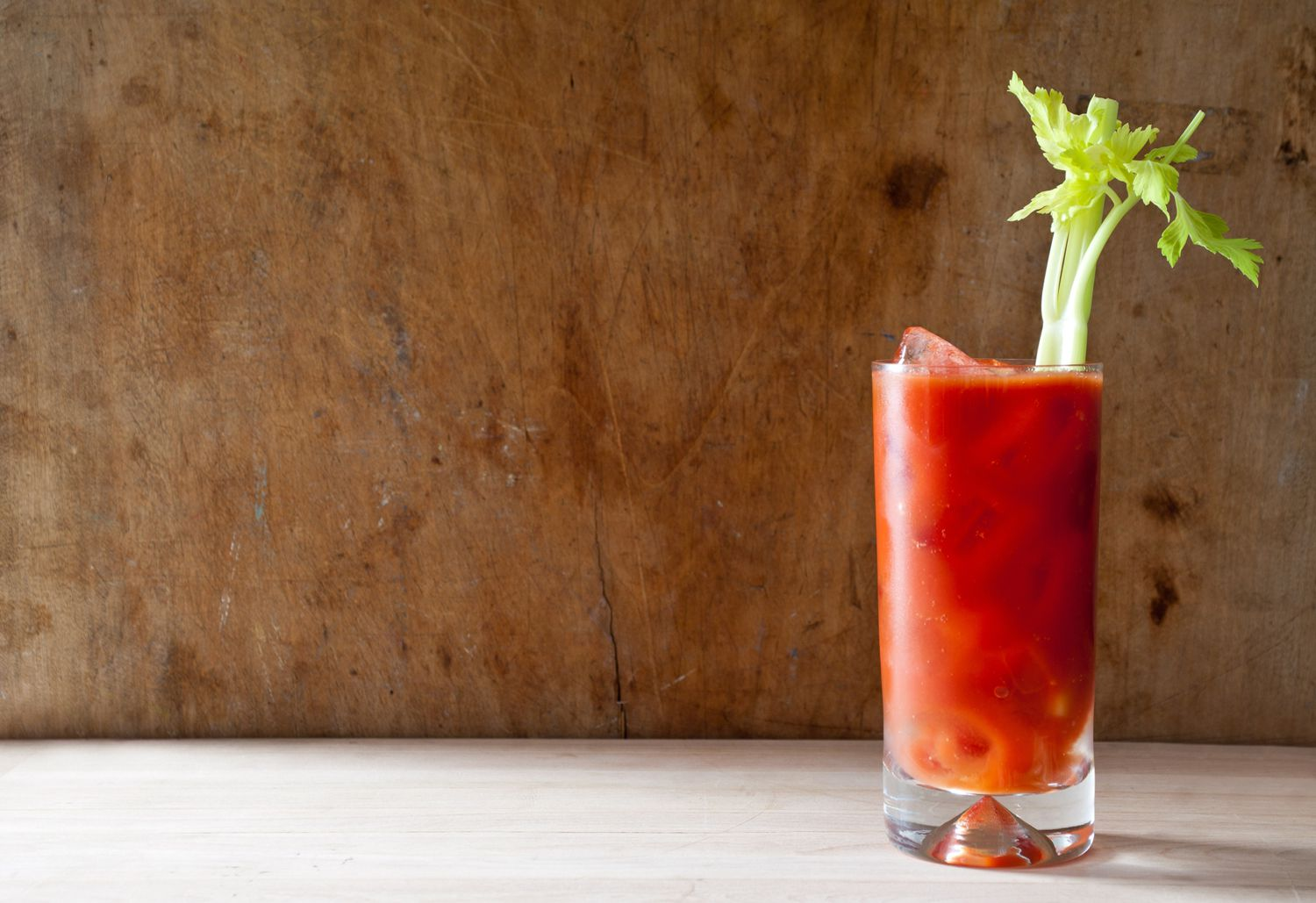 A Healthier Bloody Mary Cocktail Recipe