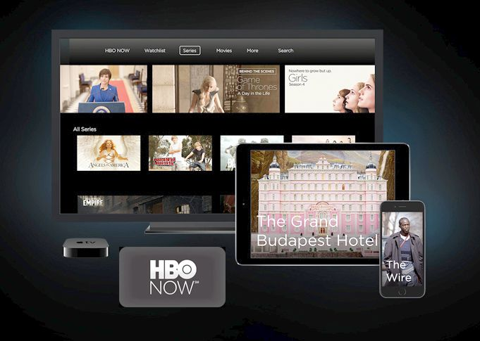 Hbo new streaming service start date