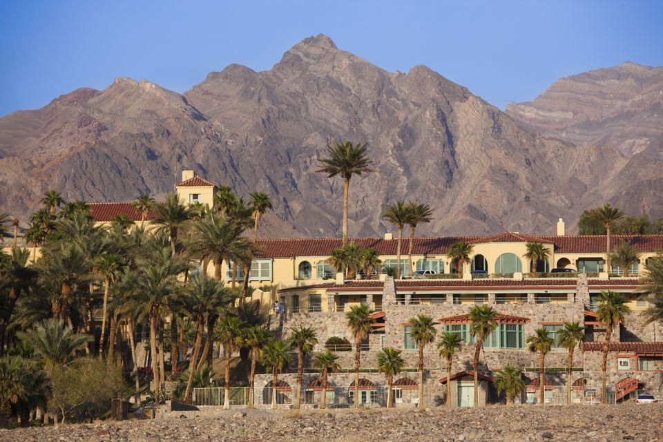 USA, California, Death Valley National Park, Furnace Creek, Furnace Creek Inn