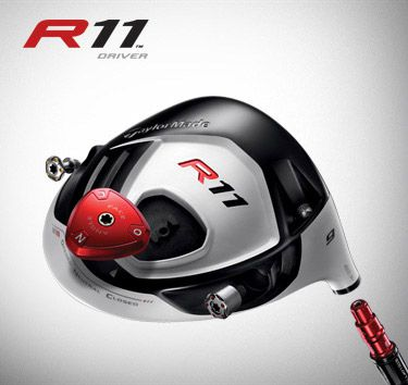 Photo of the Taylor Made R11 Driver