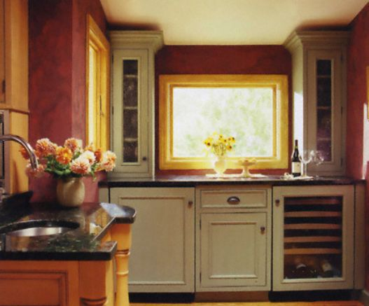 Kitchen Soffit Design Ways To Fix Spacewasting Kitchen Cabinet Soffits
