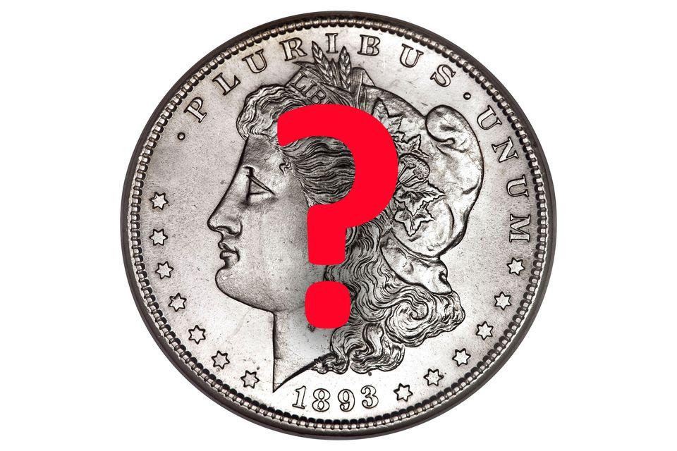 questionable Morgan silver dollars