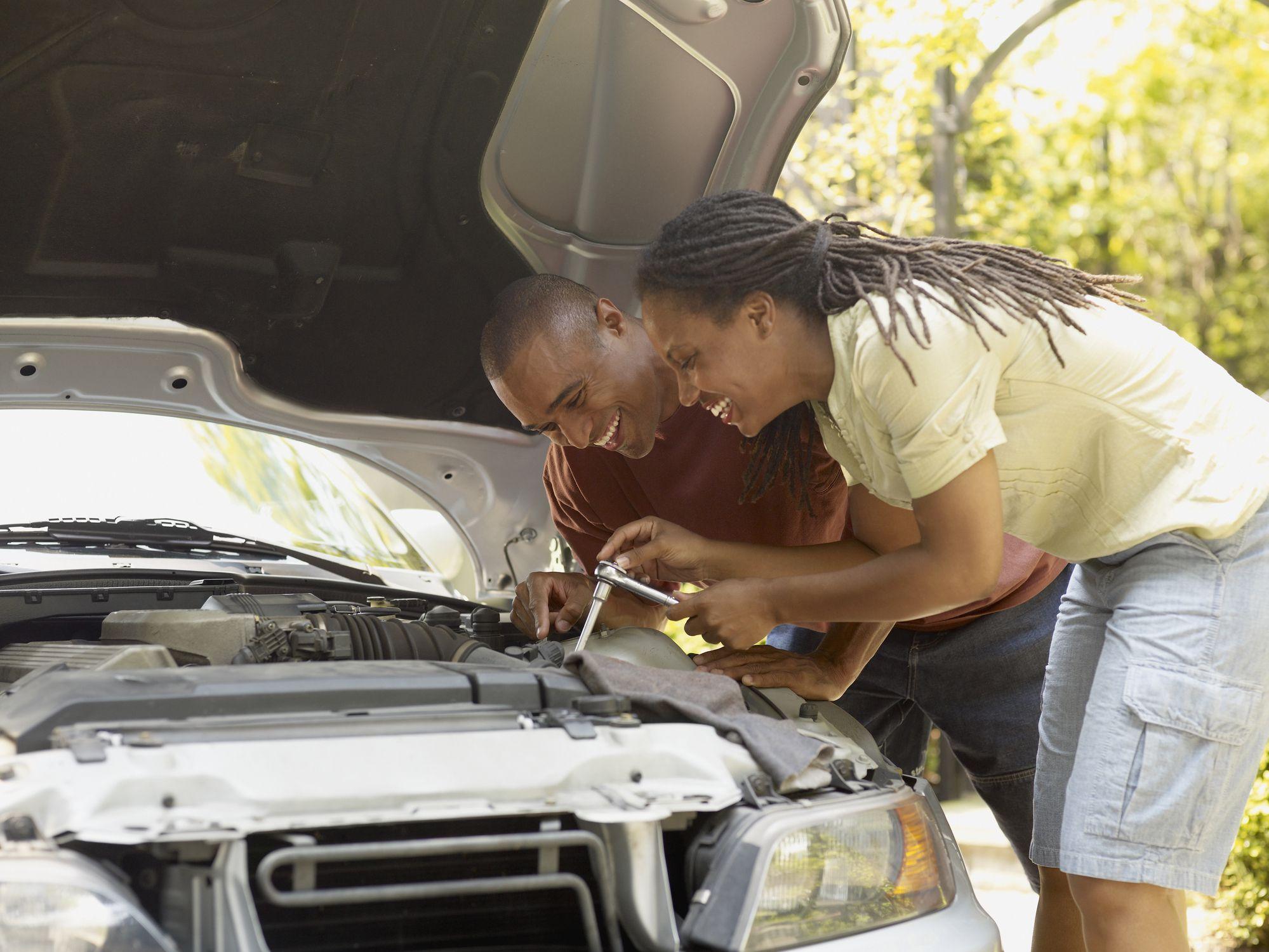 The 10 Commandments of Auto Repair