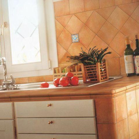 Kitchen Backsplash - Marazzi Saguaro