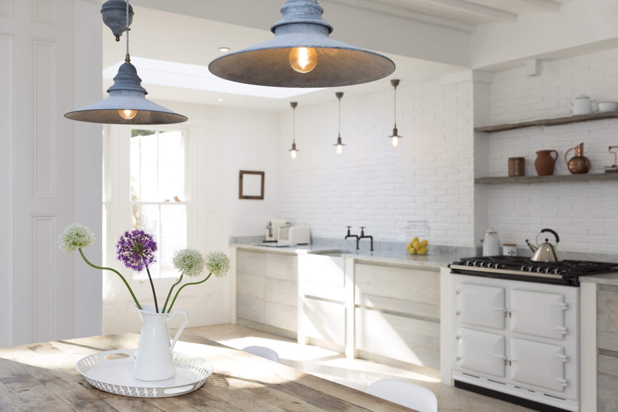 Pendant Light Ideas for Your Kitchen