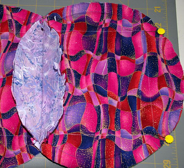 Cathedral Windows Rag Quilt Pattern : cathedral window rag quilt - Adamdwight.com