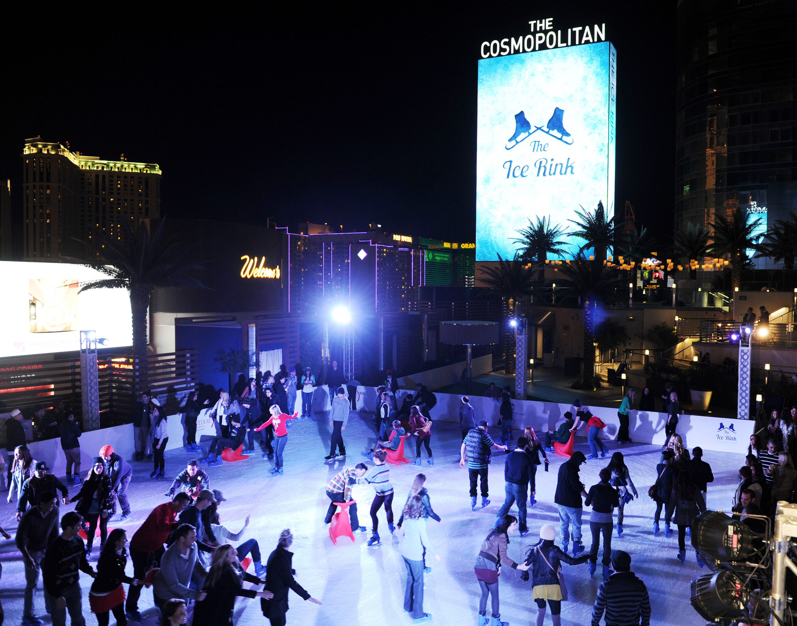 what to do for christmas in las vegas