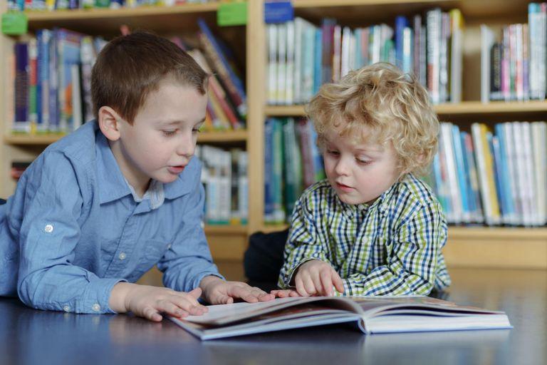 Inquisitive children