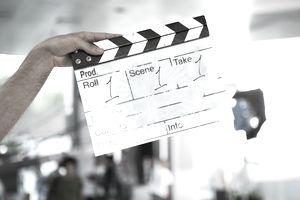 Director's film slate