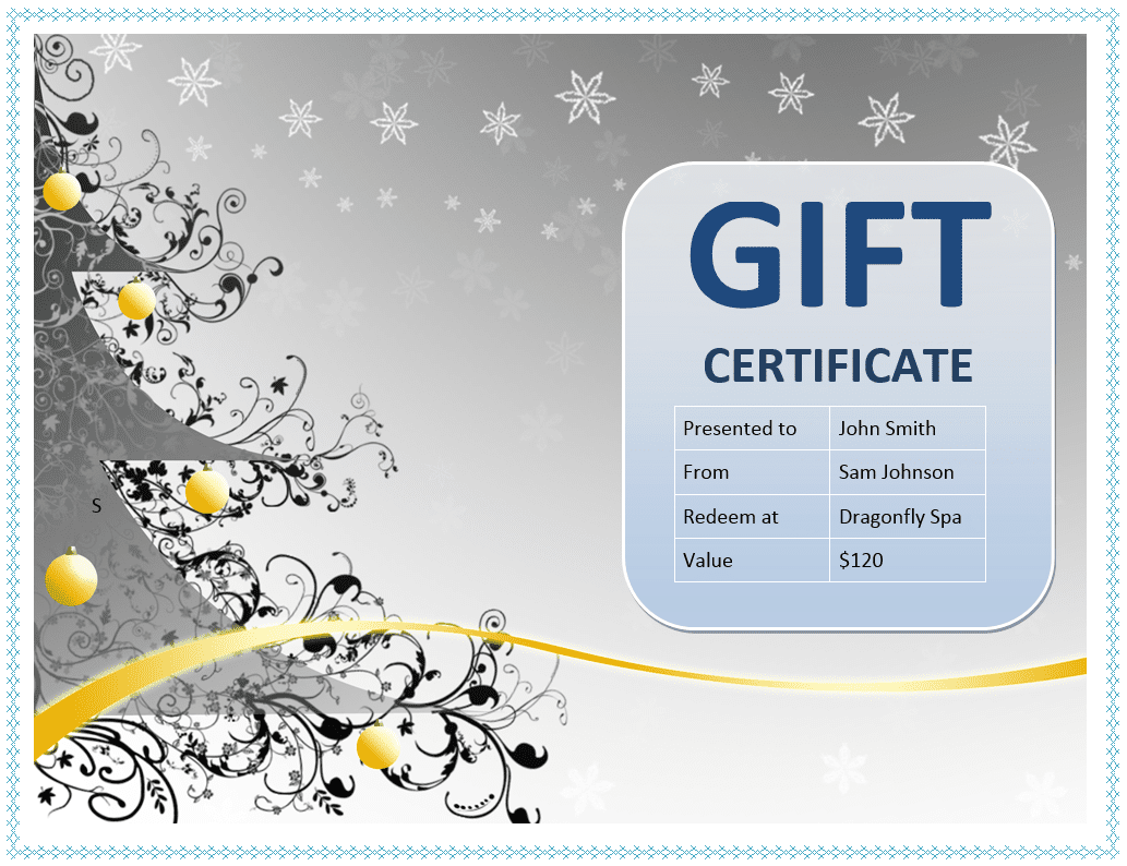 make a certificate online for free