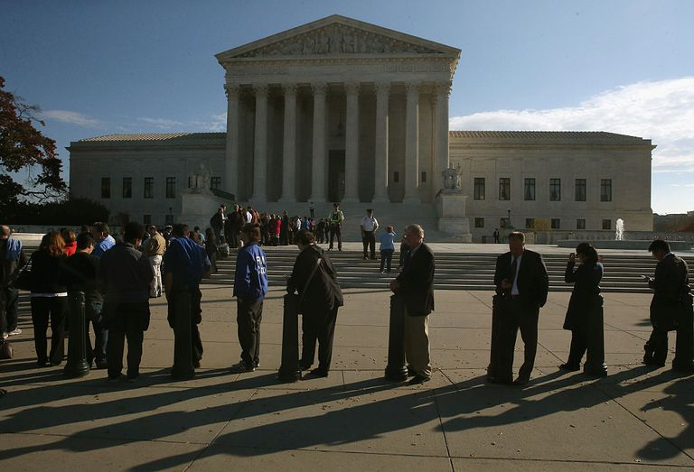 U.S. Supreme Court hears gerrymandering case.