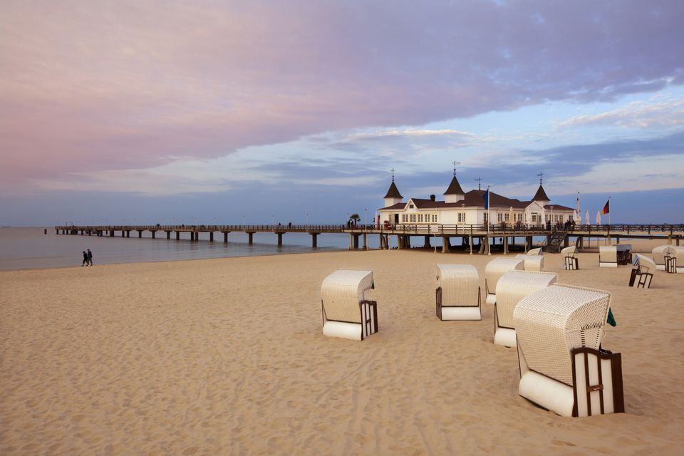 Ahlbeck resort on Usedom