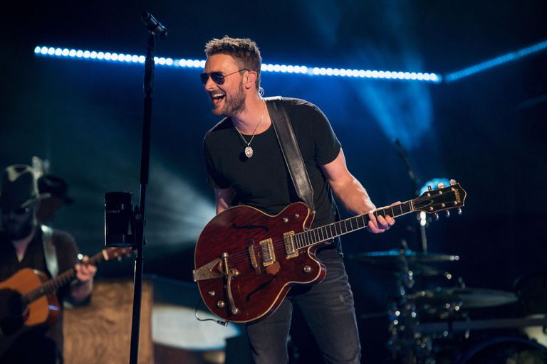 Learn More About Country Music Singer Eric Church