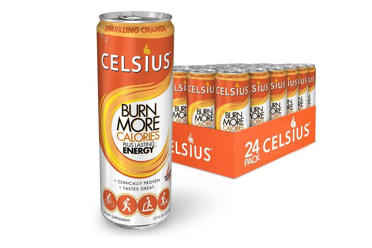 Celsius Sparkling Orange