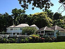 Round Hill Spa in Montego Bay Jamaica