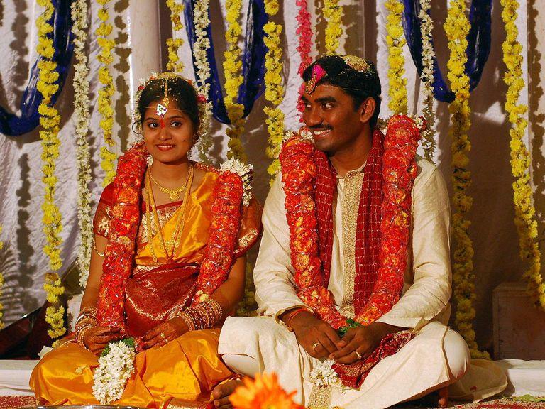 Charuti Latha, Hindu wedding rituals 2008, India