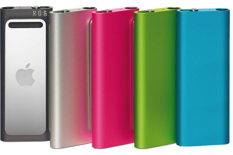 The Third Generation iPod Shuffle