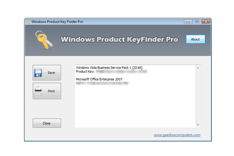 windows by product key