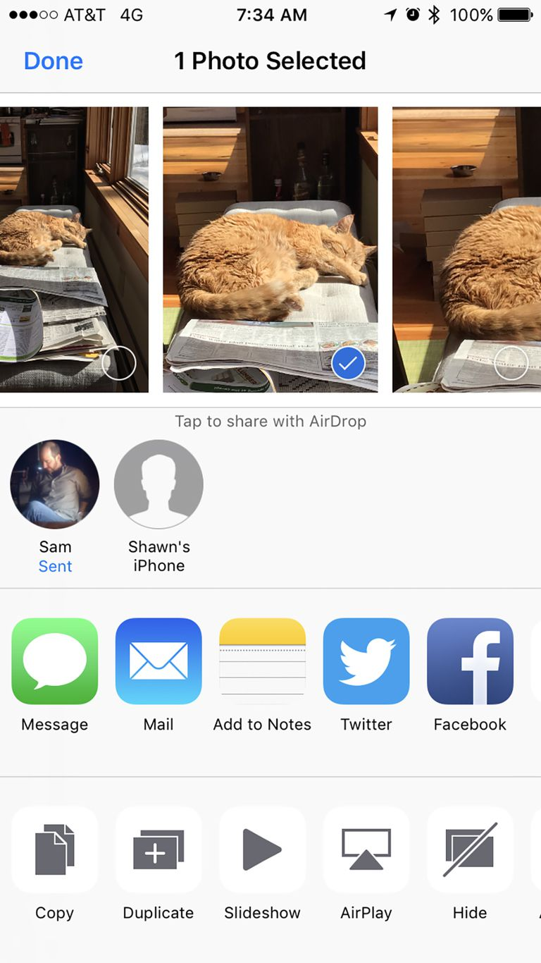 how to connect iphone to mac airdrop