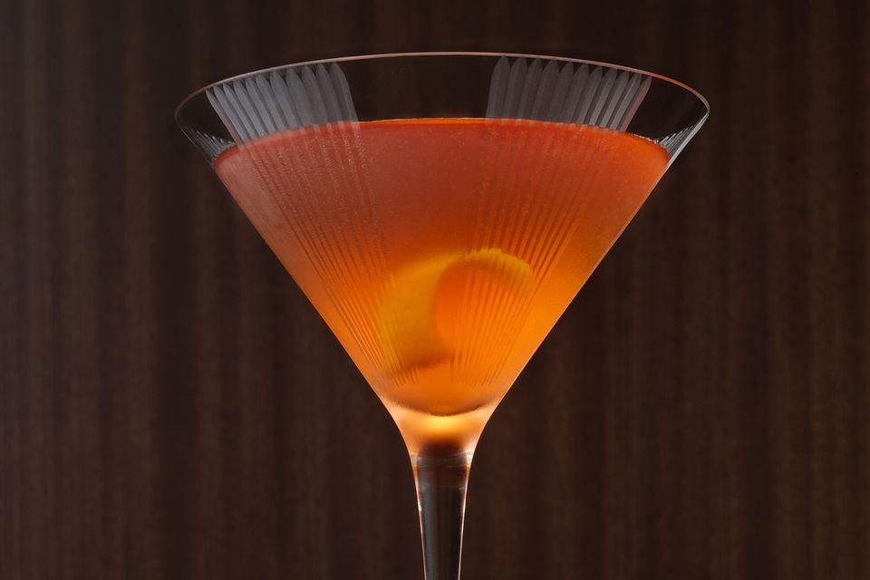 Tuthilltown Spirits' Manhattan Love Story Cocktail Recipe