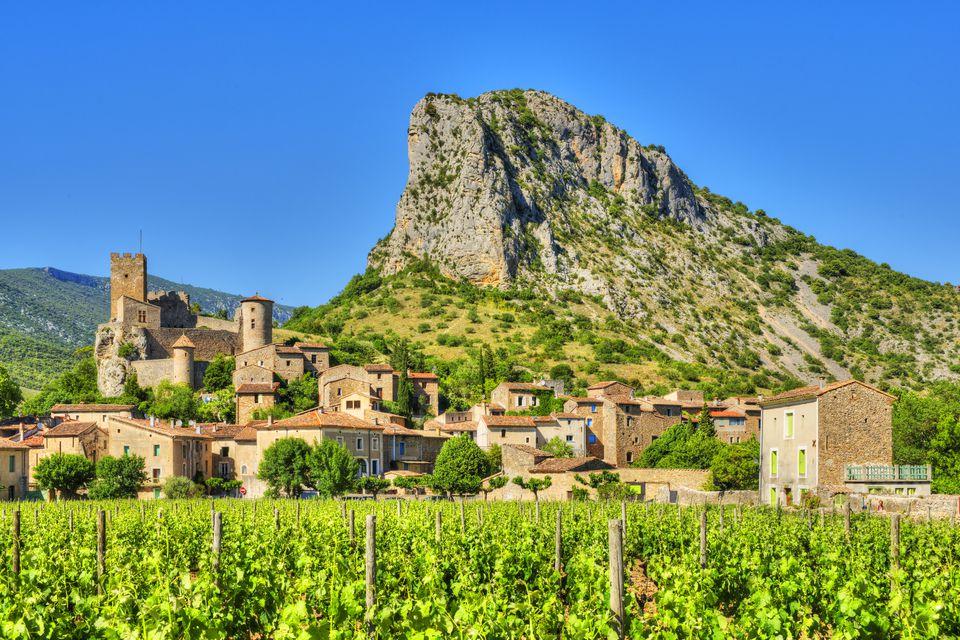 Languedoc-Roussillon village