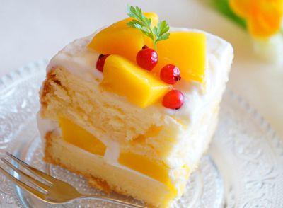 Marvelous Mango Layer Cake
