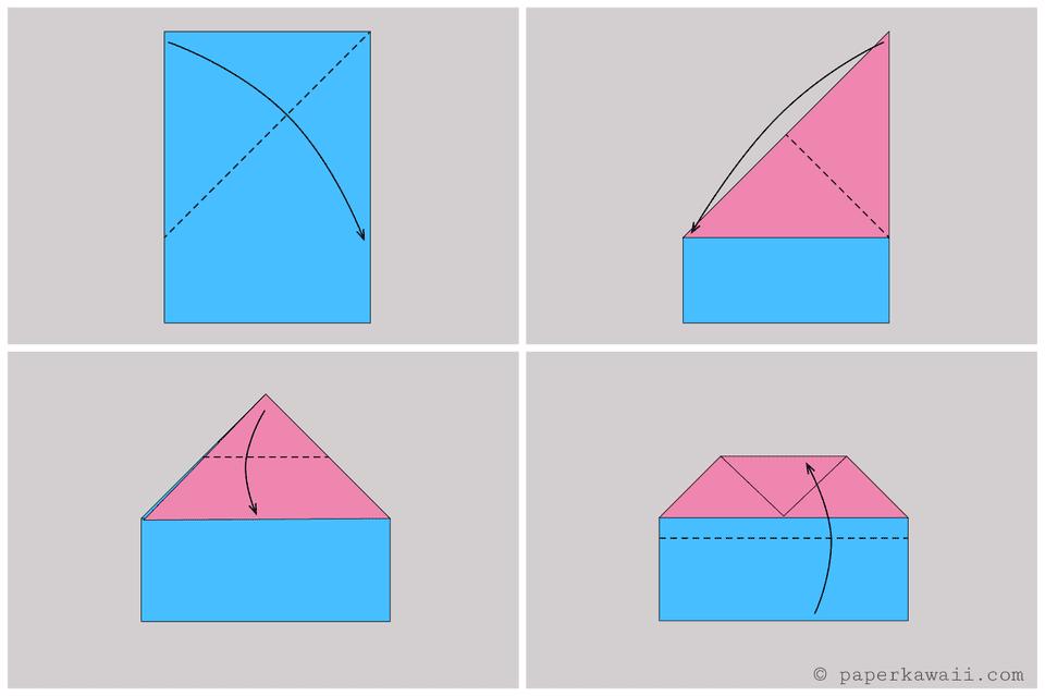 Origami Money Envelope Letterfold Tutorial